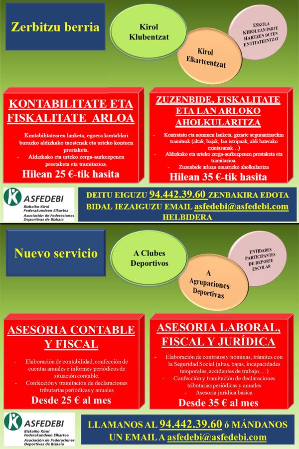Servicio Clubes