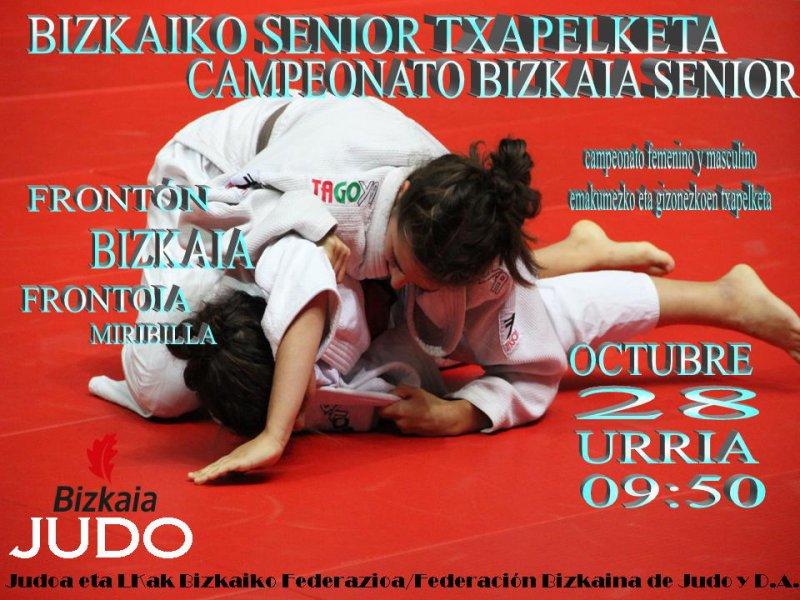 Campeonato Bizkaia Senior Femenino y Masculino