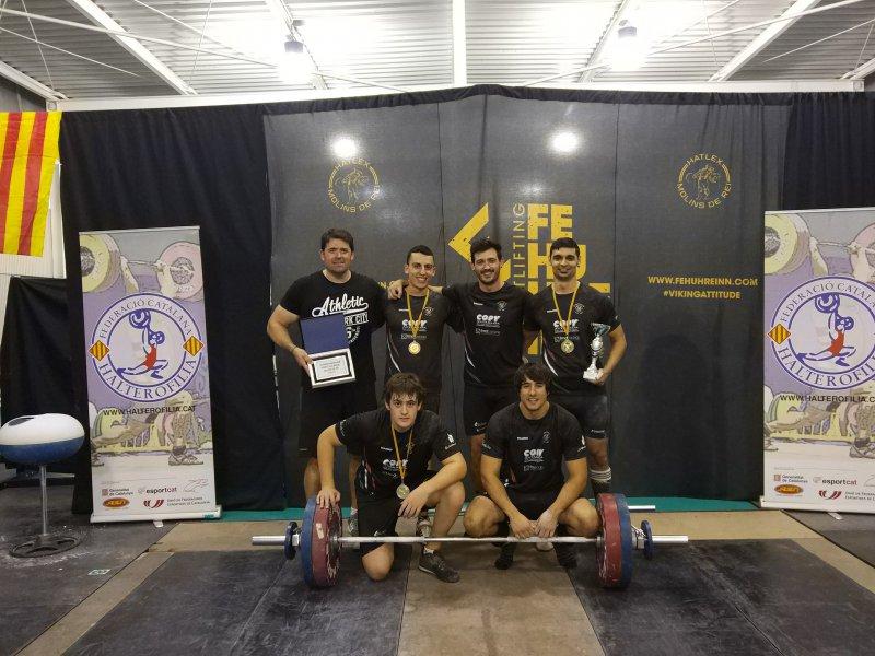 6 nuevos récord de Euskadi