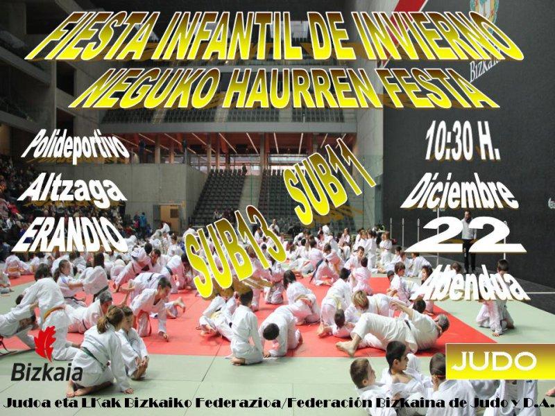 Fiesta Infantil de Invierno