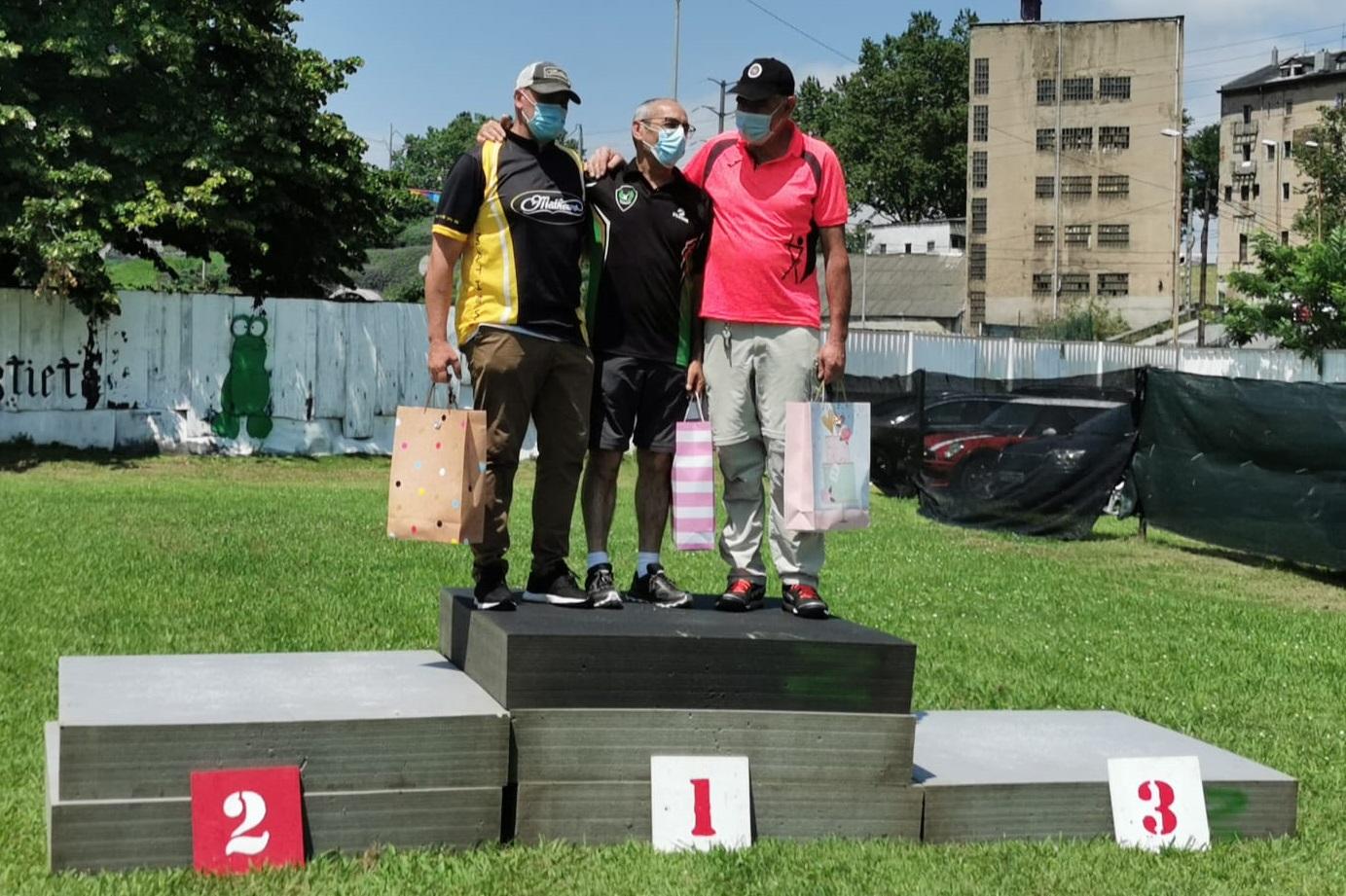 Campeonato de Bizkaia de Tiro con Arco(10/07/2021)